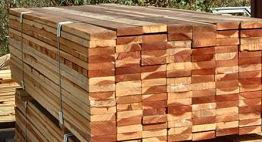 How to age redwood lumber diablo timber for Redwood vs composite decking